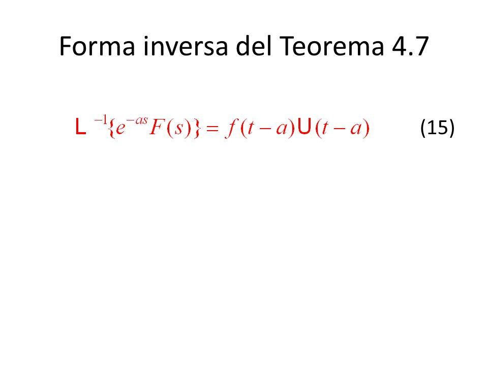 Forma inversa del Teorema 4.7 (15)