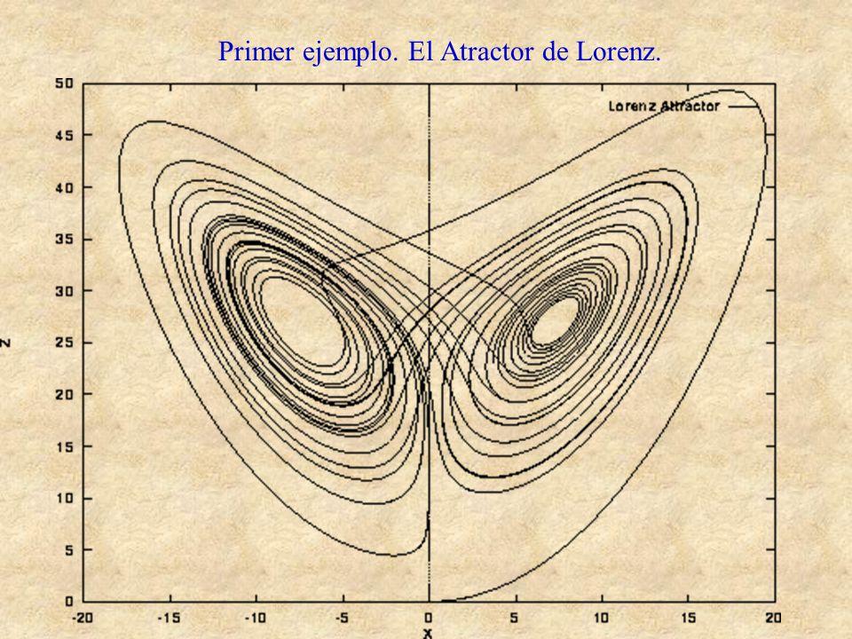Un poco de historia Henri Poincaré 1854-1912 - Estudió el problema de los tres cuerpos.