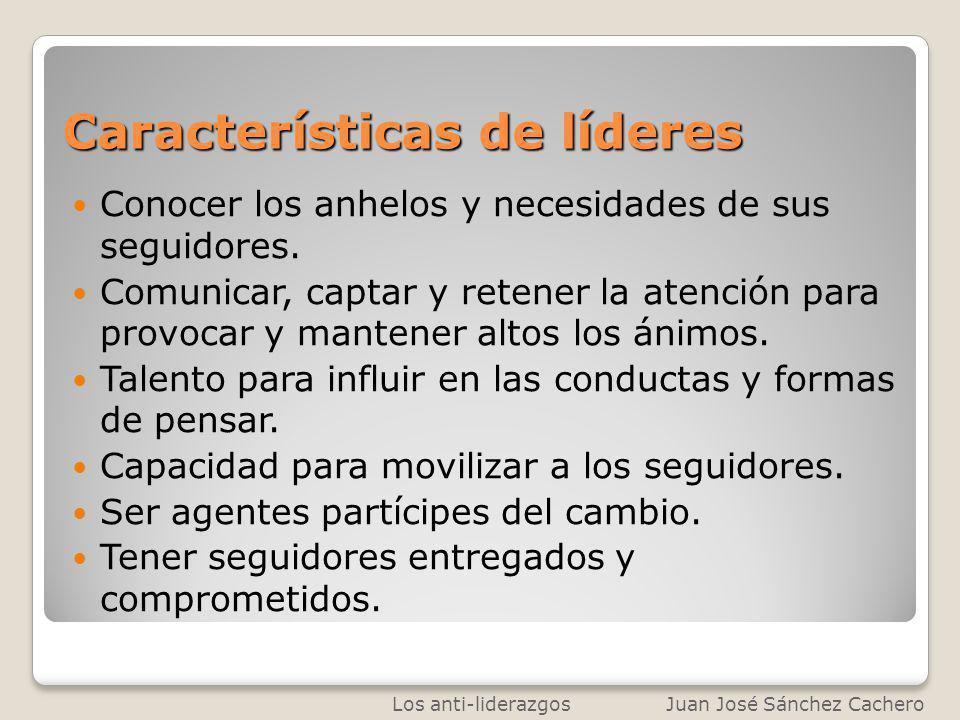 Liderazgos Carismáticos Totalitarismos.