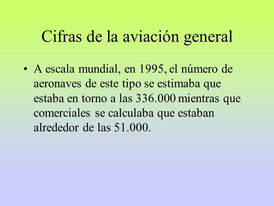 17 Inglaterra La flota de Aviación General comprende más de 10.000 aeronaves.