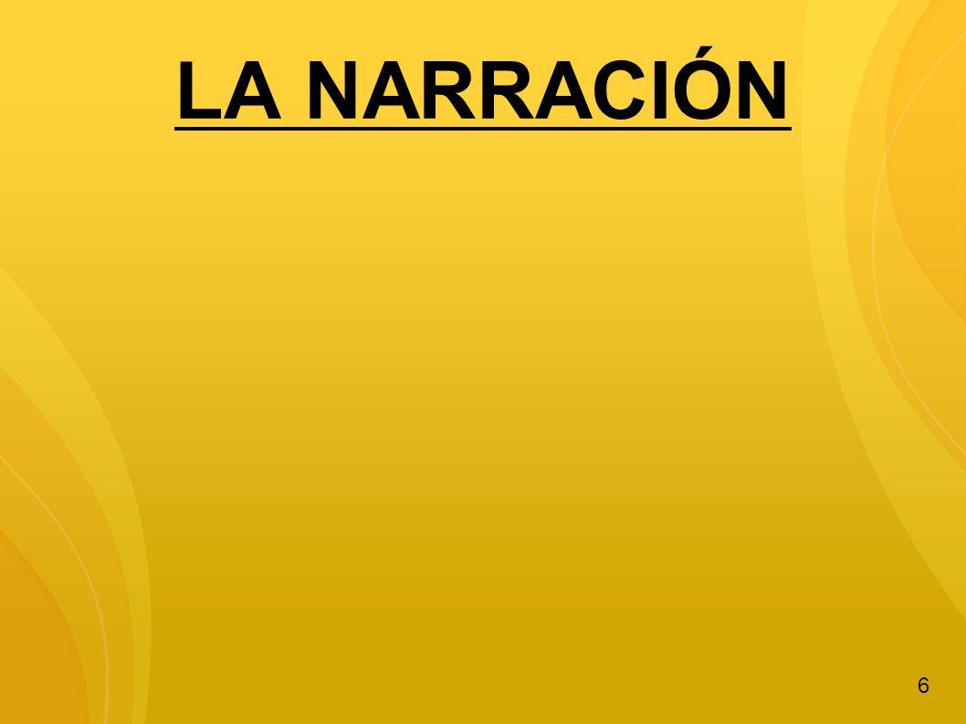LA NARRACIÓN 6