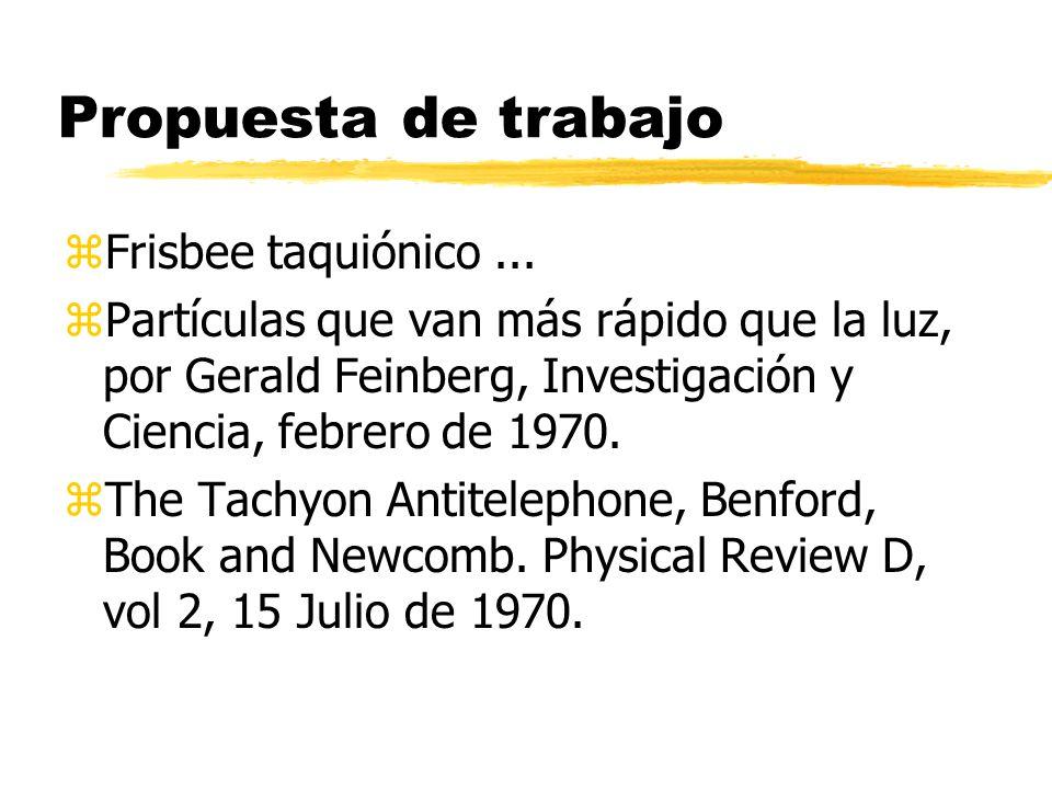 Paradoja de los teléfonos taquiónicos zAna dice: Mañana a las 12:00 llamaré a Pepe.