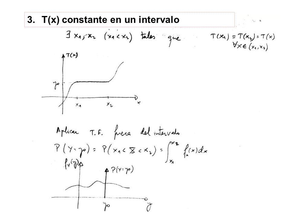 58 3.T(x) constante en un intervalo