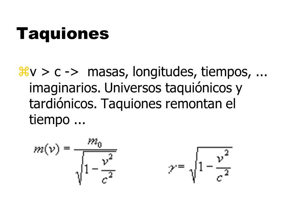 Relatividad einsteniana z El Planeta de los simios (Franklin Schaffner 1968)