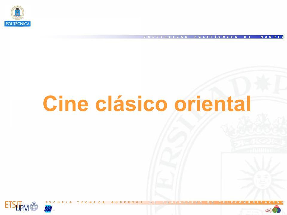 Cine clásico oriental