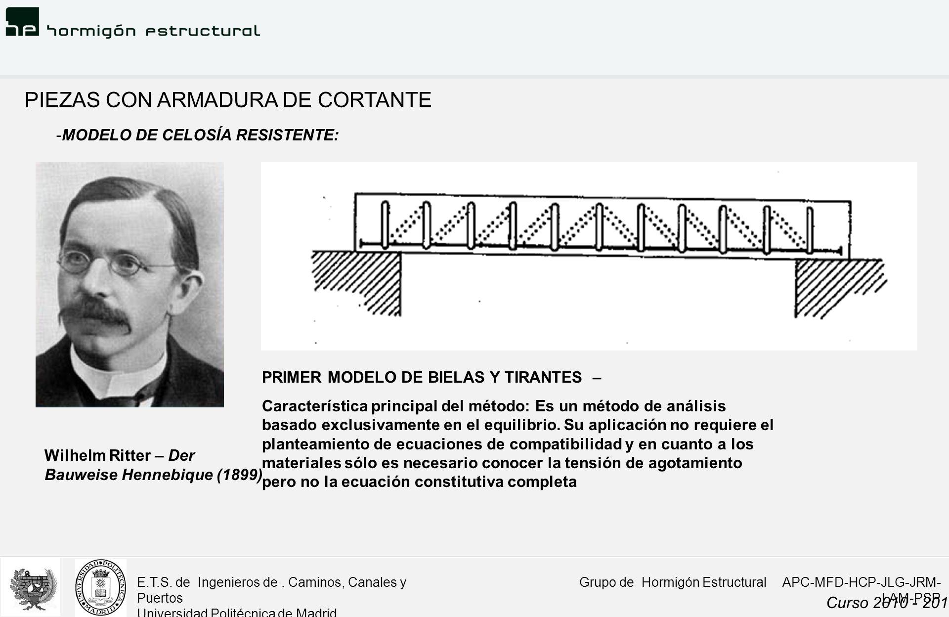 E.T.S.de Ingenieros de.