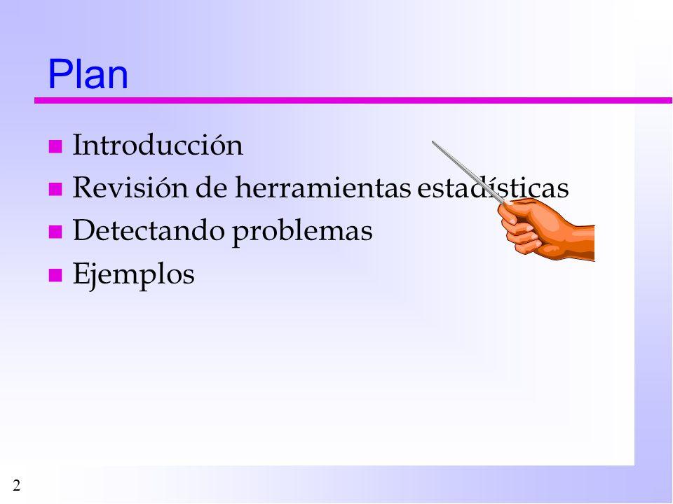 13 Una jerarquía de necesidades… Error source identification Error detection & measurement Error reduction Error propagation Error managementError reduction Citado en: López (1997)