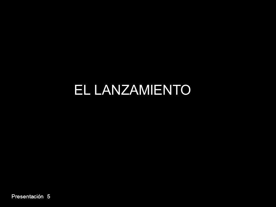 Presentación 5 EL LANZAMIENTO