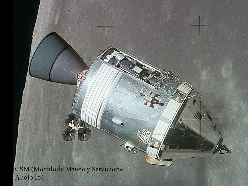 CSM (Módulo de Mando y Servicio del Apolo 15)