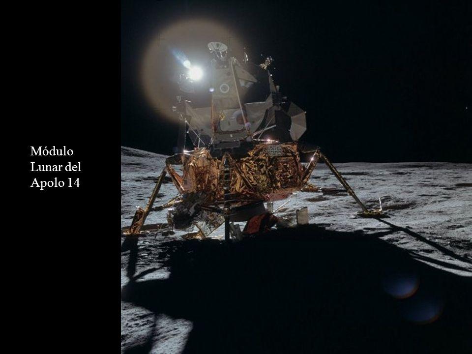 Módulo Lunar del Apolo 14