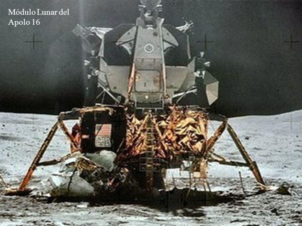 Módulo Lunar del Apolo 16