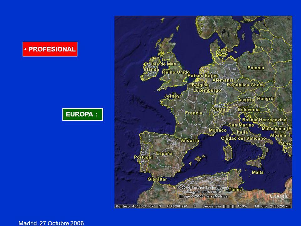 PROFESIONAL EUROPA :