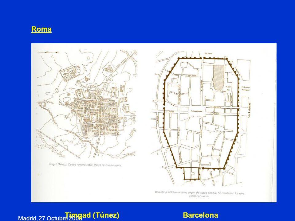 Madrid, 27 Octubre 2006 Generalización y Dirección versus Especialización Dirección = Núcleo de la formación Manejarse en el cambio y manejar el cambio Interpretación de datos = futuro Capacidad de dirección = factor relevante