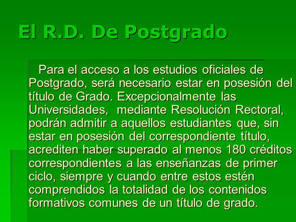 El R.D.