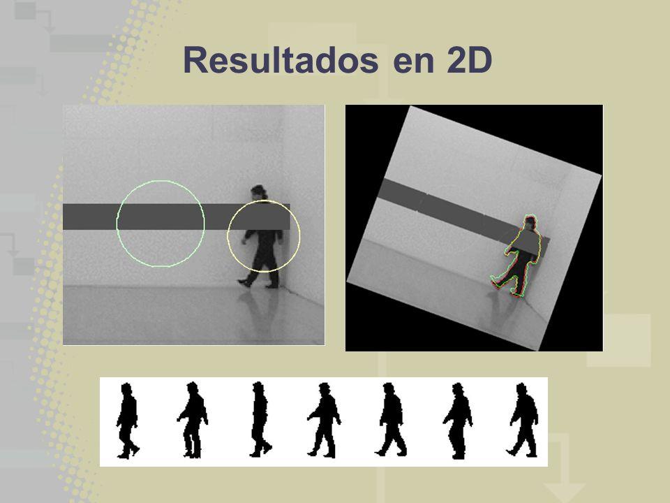Resultados en 2D