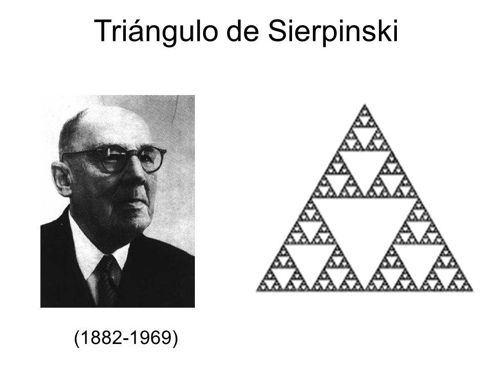 Triángulo de Sierpinski (1882-1969)