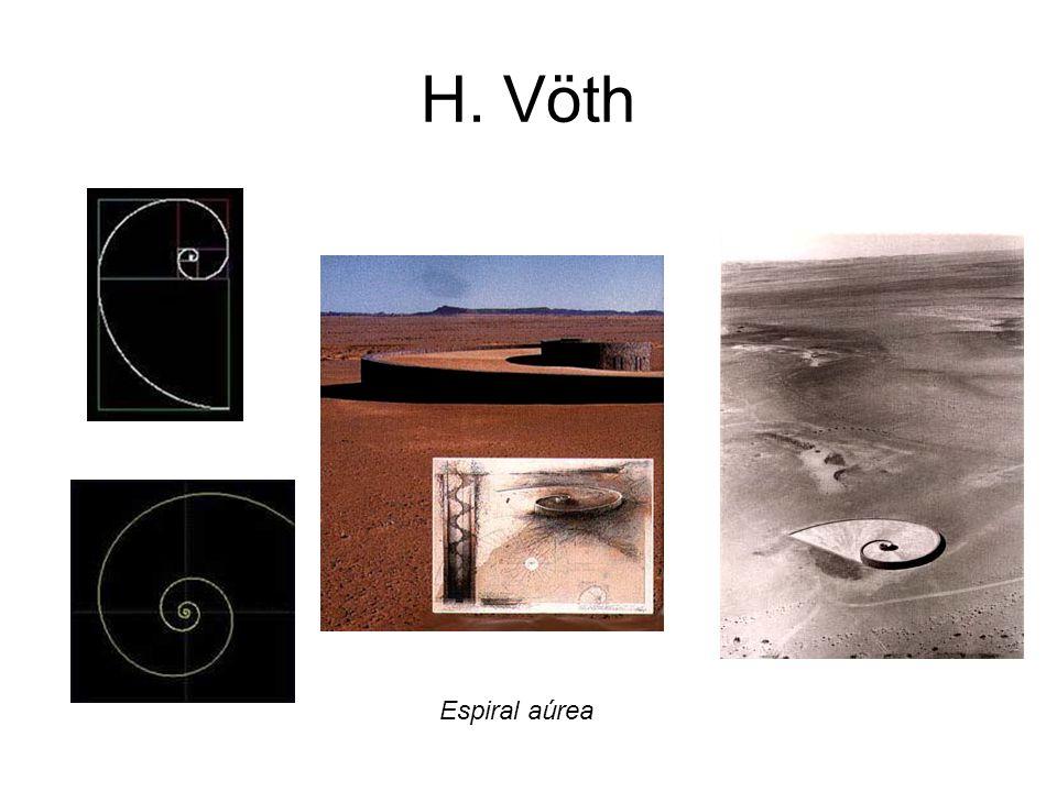 H. Vöth Espiral aúrea