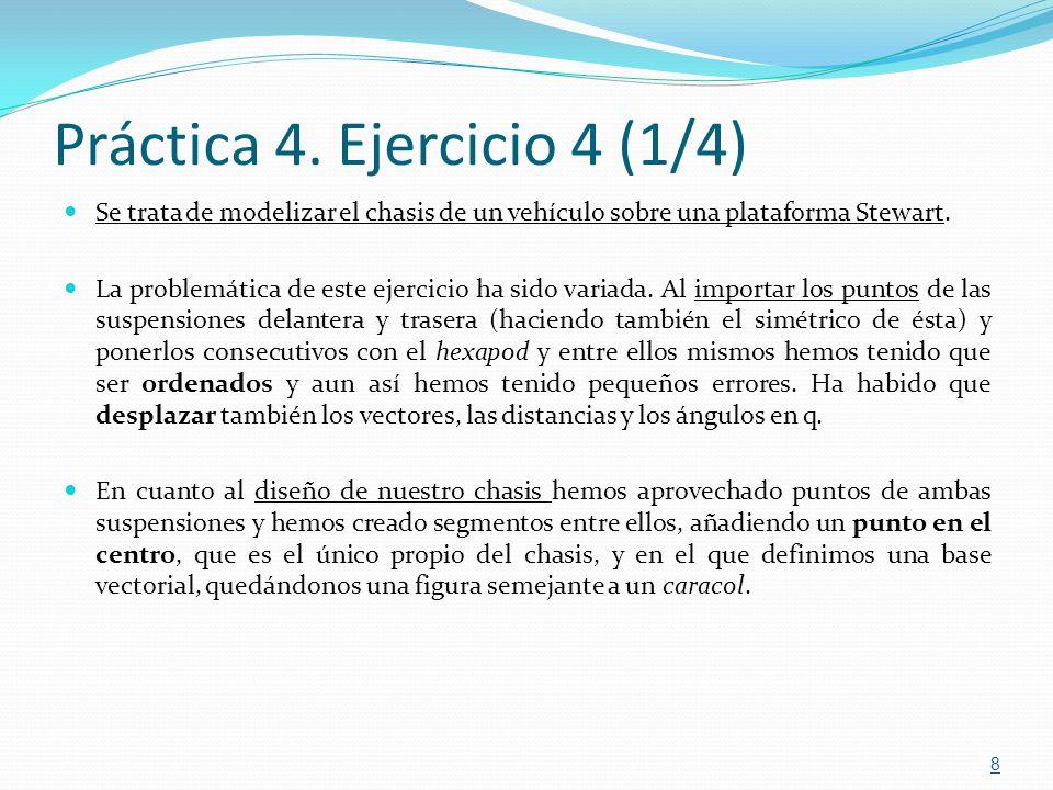 Práctica 4. Chasis sobre Hexapod 9