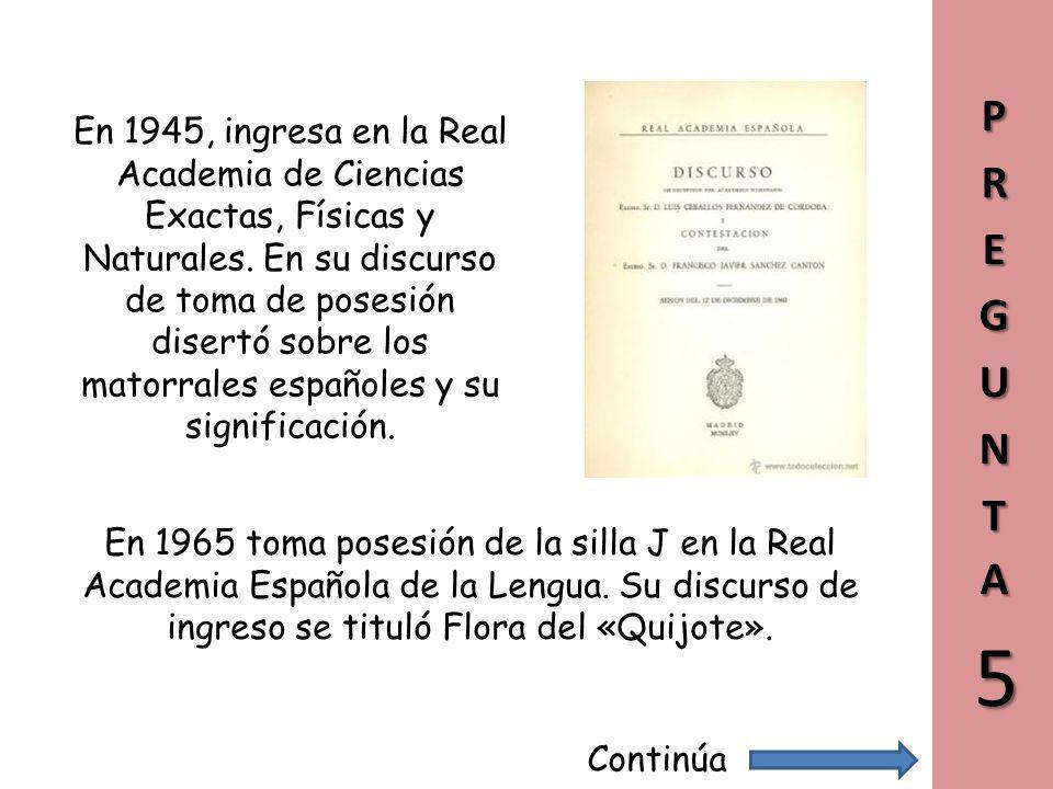 Entre sus numerosos trabajos destacan la elaboración en 1939 del Plan General de Repoblación de España, junto con D. Joaquín Ximénez de Embún. De aque