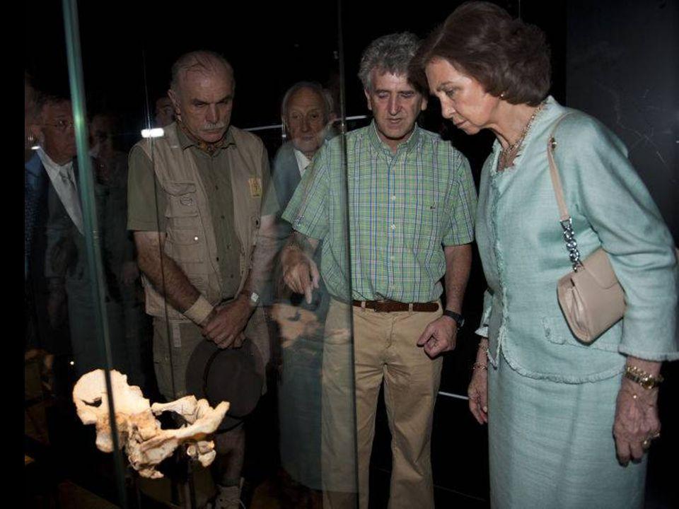 Inaugurando por la reina el 13 de julio de 2010