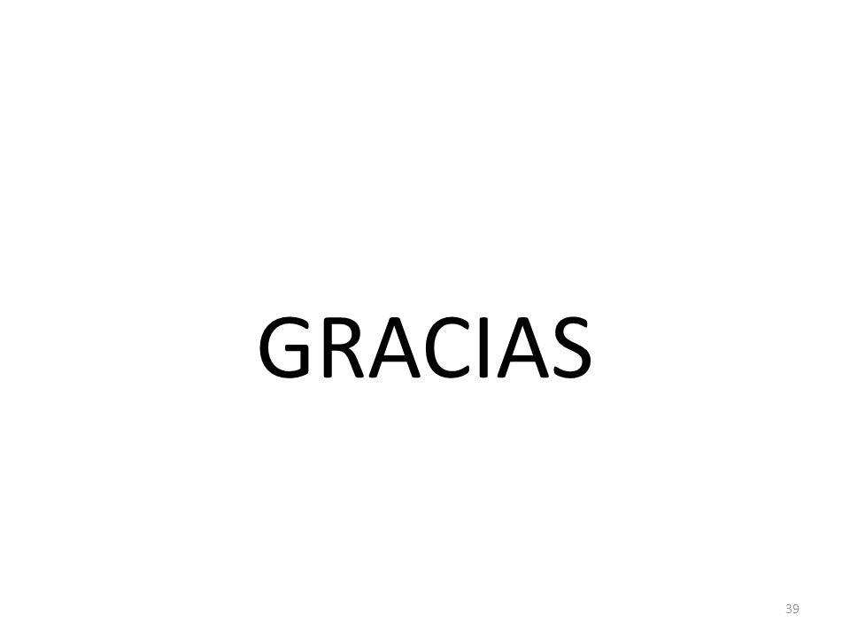 GRACIAS 39
