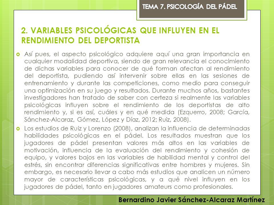 REFERENCIAS BIBLIOGRÁFICAS Buceta, J.M.(1994).