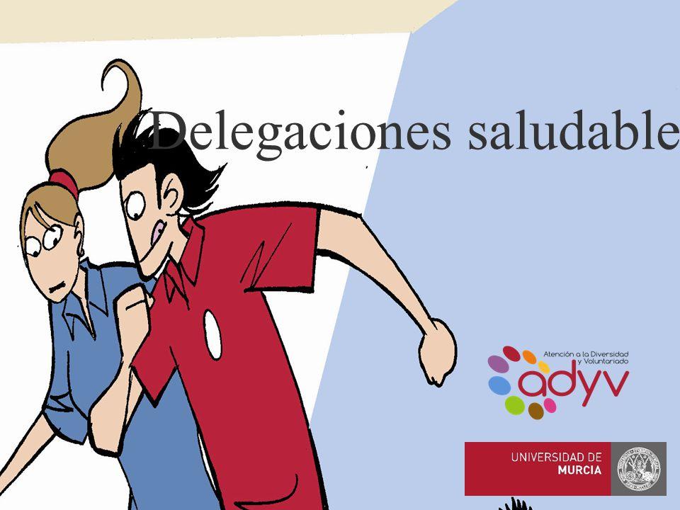 Delegaciones saludables