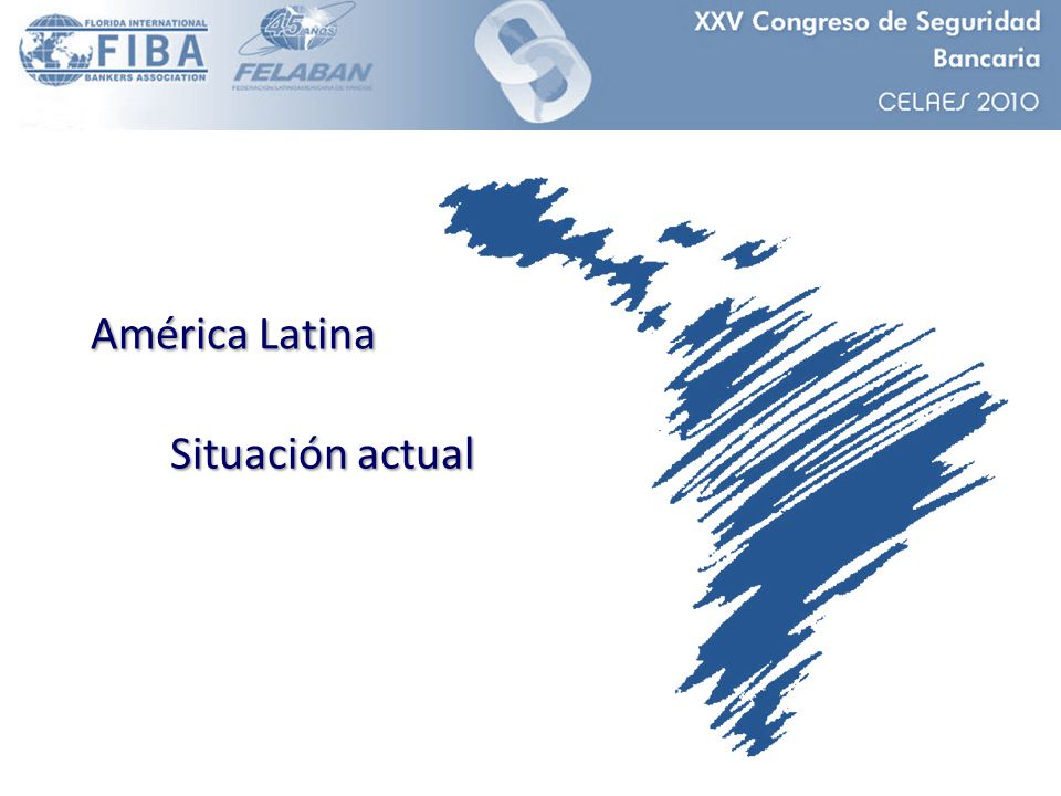 José Marangunich Racchumi Presidente del COPREDE – ASBANC Gerente del ASPF – Banco de Crédito del Perú América Latina: Situación actual Economía e inversión Fuentes: Banco Mundial /Corporación Financiera Internacional – 2010 Anuario Estadístico de América Latina y el Caribe, CEPAL – 2009