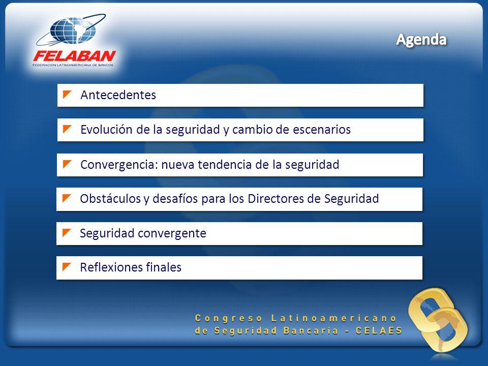 Modelo de seguridad integral del Banco de Crédito del Perú.