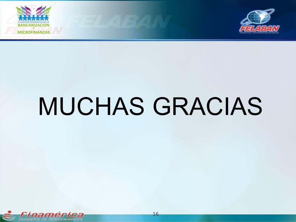 MUCHAS GRACIAS 16