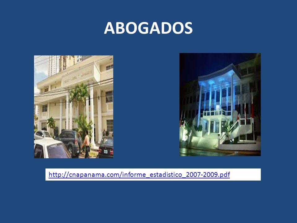 16,000 ABOGADOS 32 PROCESOS DE ÉTICA PROFESIONAL INGRESADOS 2011