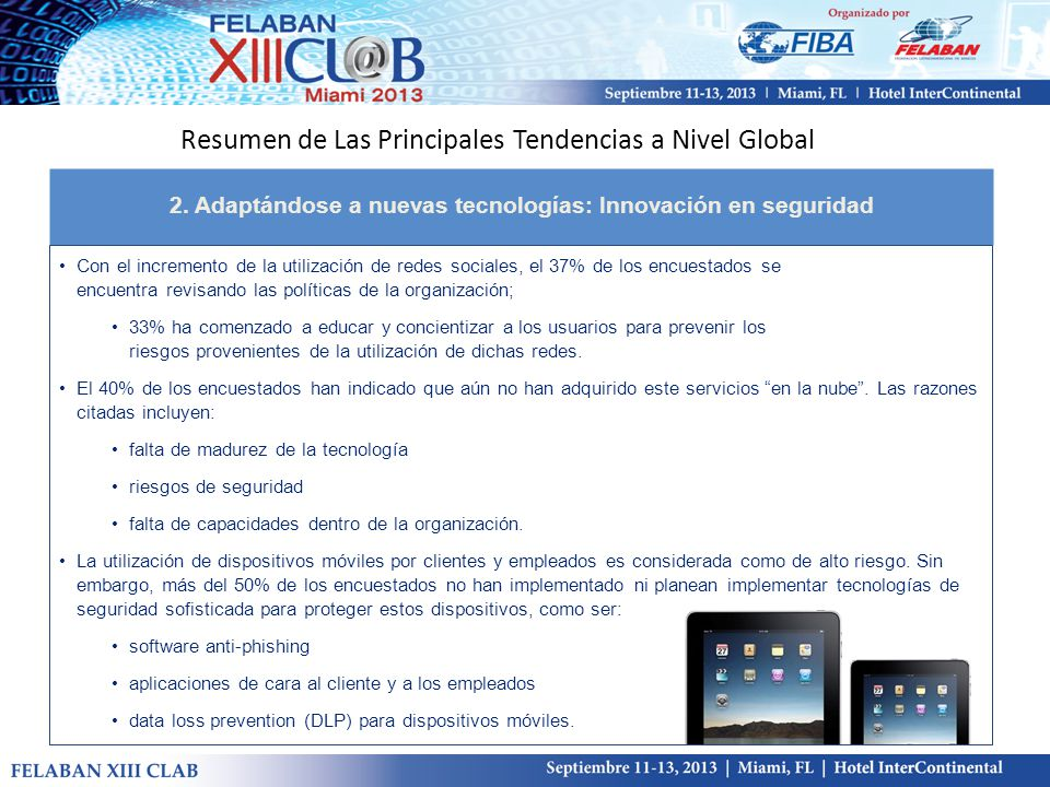 Resumen de Las Principales Tendencias a Nivel Global 2.