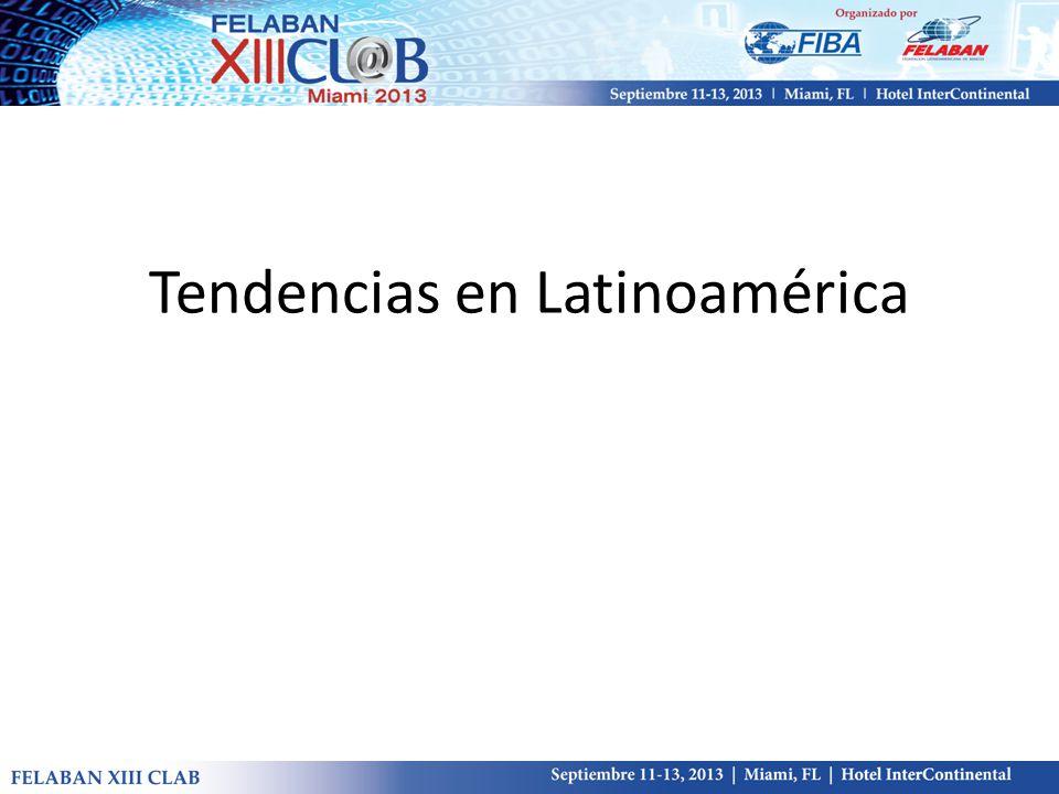 Tendencias en Latinoamérica