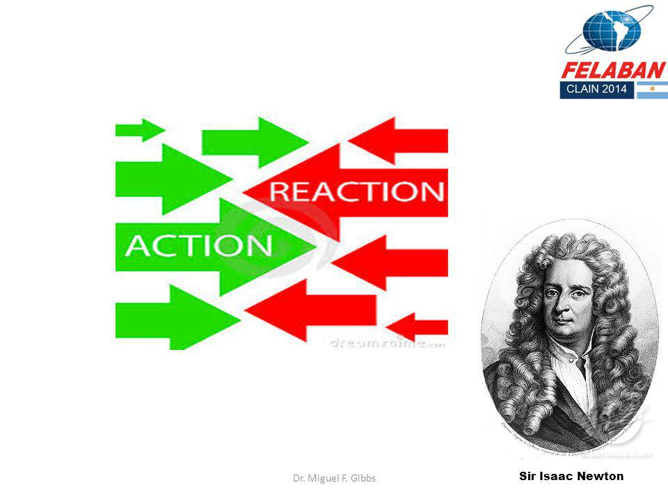 Sir Isaac Newton Dr. Miguel F. Gibbs