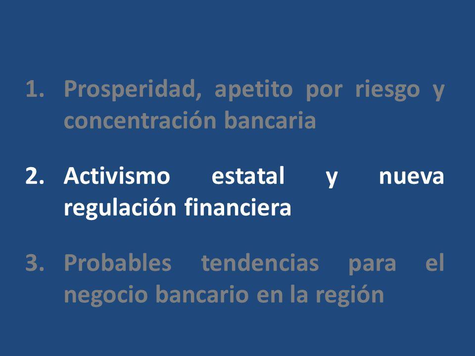 Más regulación y adecuación de la normativa contable BASILEA III: MEJORAR CAPACIDAD PARA ABSORBER PÉRDIDAS: MÁS CAPITAL aumentando requerimiento mínimo y agregando colchón de conservación, colchón anticíclico y de riesgo sistémico MEJOR CAPITAL al requerir mayor calidad en su composición MAYOR RESPONSABILIDAD e involucramiento de Entidad Supervisora y de Gobiernos Corporativos en control del sistema financiero (énfasis en las pruebas de tensión) DIVULGACIÓN de prácticas remunerativas y detalle de la composición y conciliación del capital regulatorio con el capital contable.
