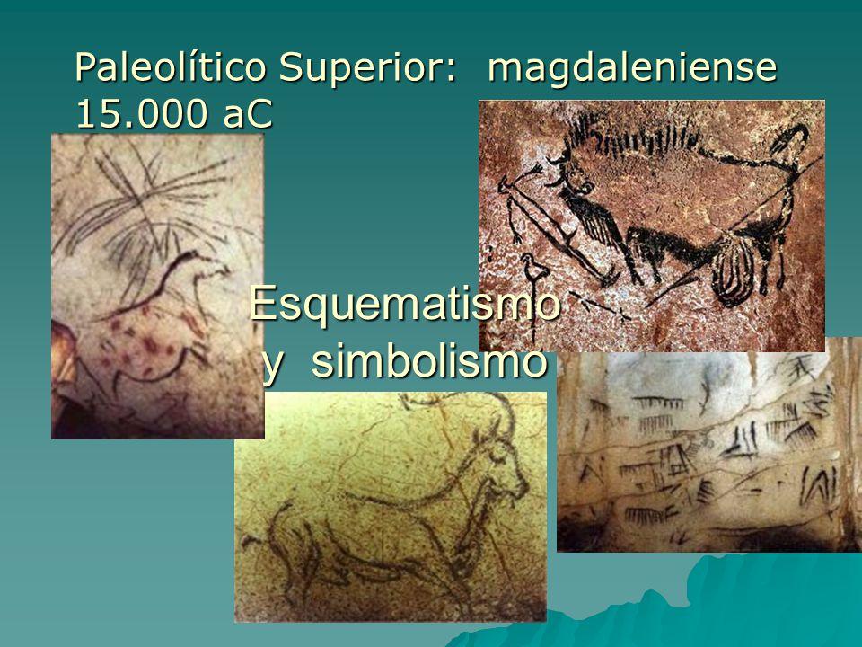 Levante español: Cogul, Fuentecaliente y Calicanto.
