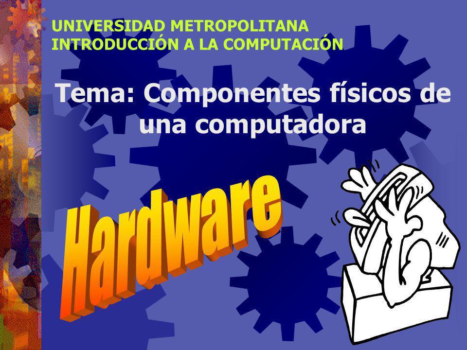 Repaso INTRODUCCIÓN A LA COMPUTACIÓN Tema: Componentes físicos de una computadora ¿Qué unidades conforman el procesador.