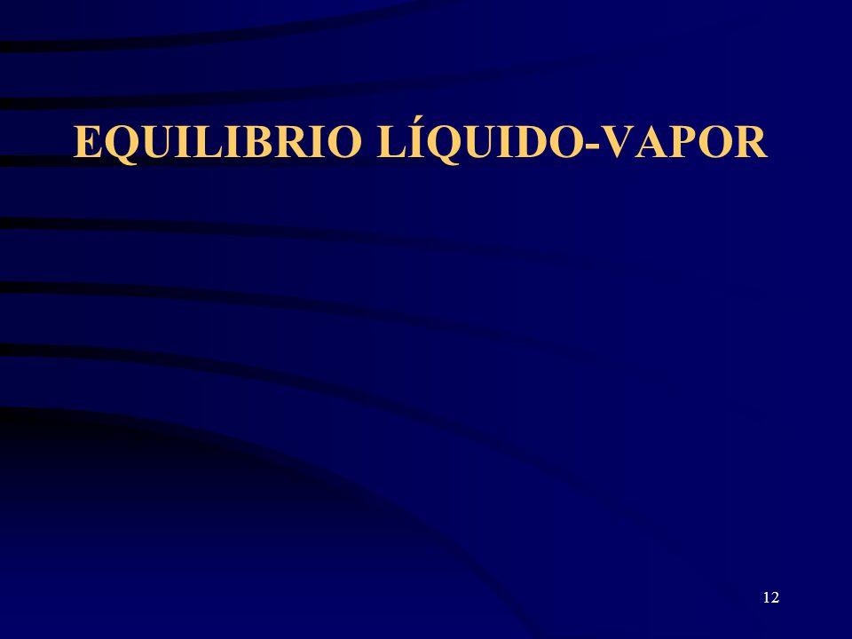 EQUILIBRIO LÍQUIDO-VAPOR 12