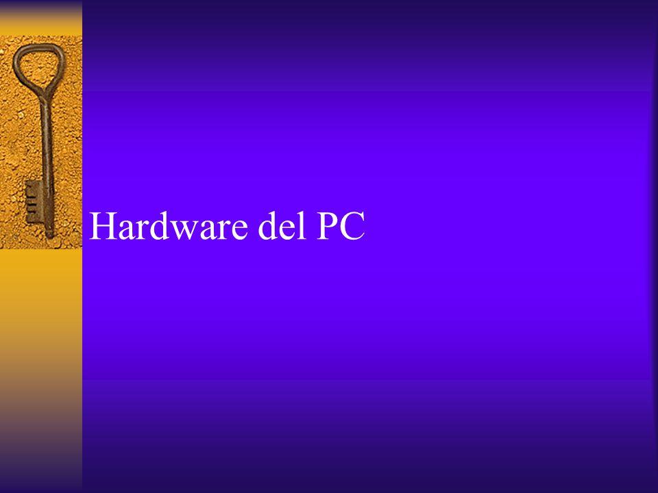 Hardware del PC