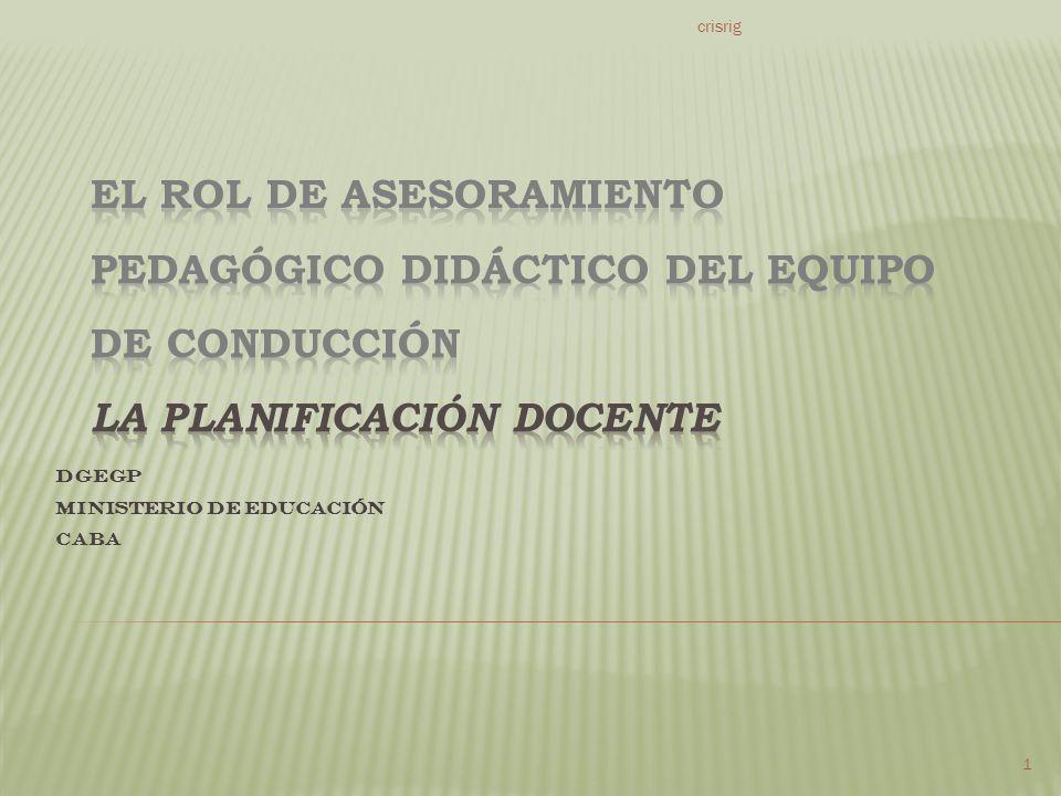 Dgegp Ministerio de educación caba crisrig 1