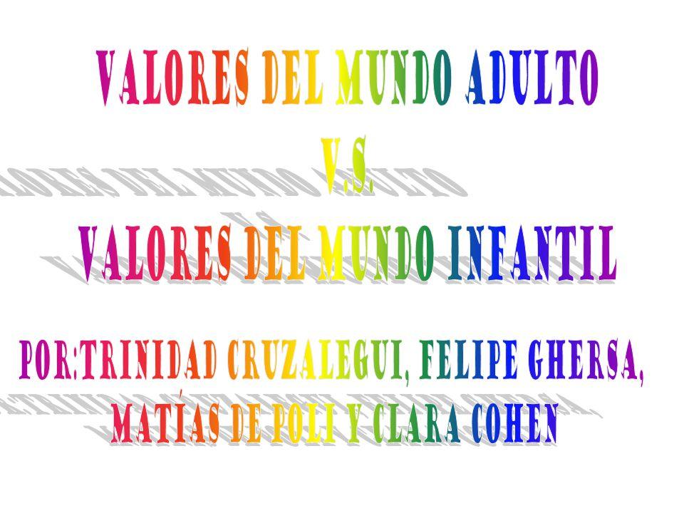 Las definiciones de los valores fueron extraídas del Diccionario de la lengua española de la página web de la Real Academia Española : http://www.rae.es/Rae/Noticias.nsf/portada?ReadForm