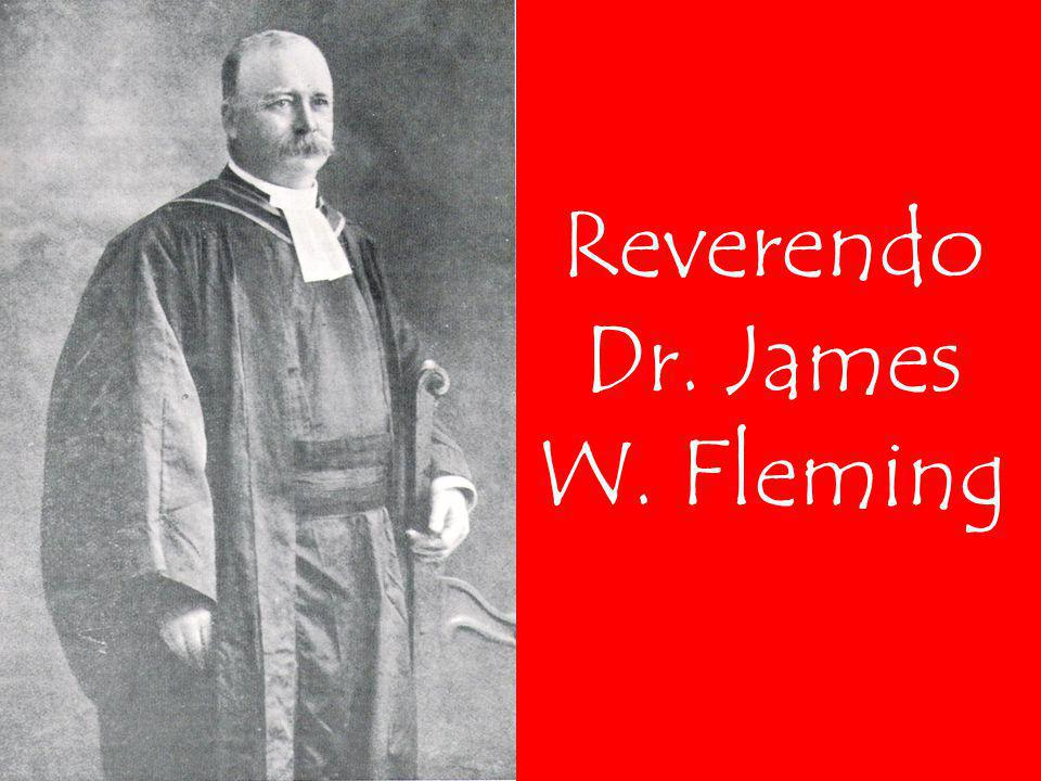 Reverendo Dr. James W. Fleming