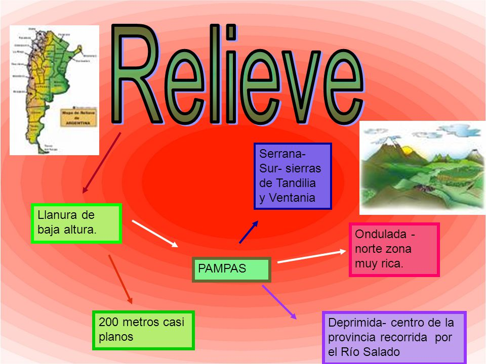 Oleaginosas Cereales SojaGirasol Trigo Maíz Proporcionan aceites Proporcionan harinas Además se cultiva: papa, zanahoria, lechuga, pimientos, tomates, frutos, chauchas y hortalizas