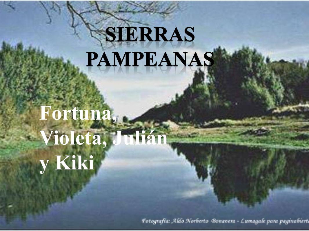 Fortuna, Violeta, Julián y Kiki