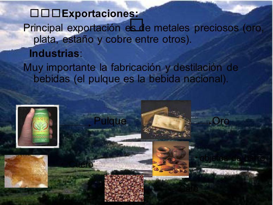 Caña de azúcar Frijoles Algodón Arroz Maíz : México, el cuarto productor mundial