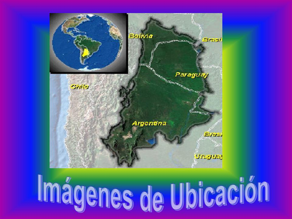 Bolivia, Paraguay : sudeste. Brasil: poco. Bioma de selva: oeste. Espinal: sudoeste, sur. Parque: este.