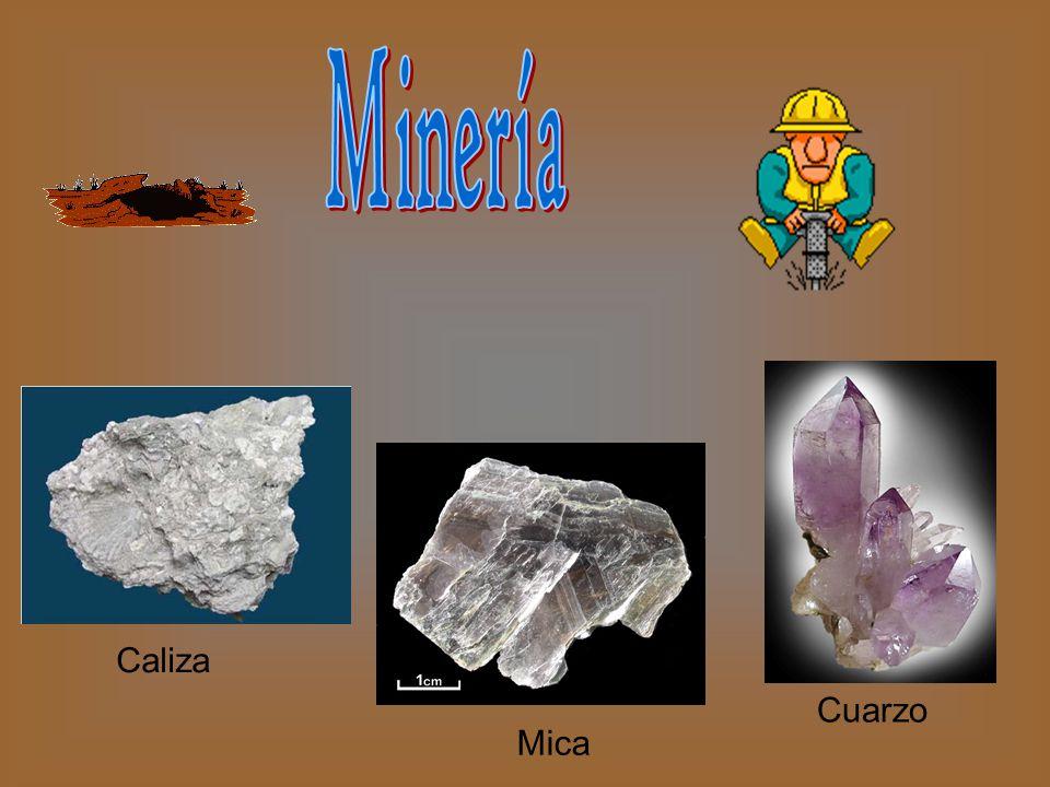 Caliza Cuarzo Mica