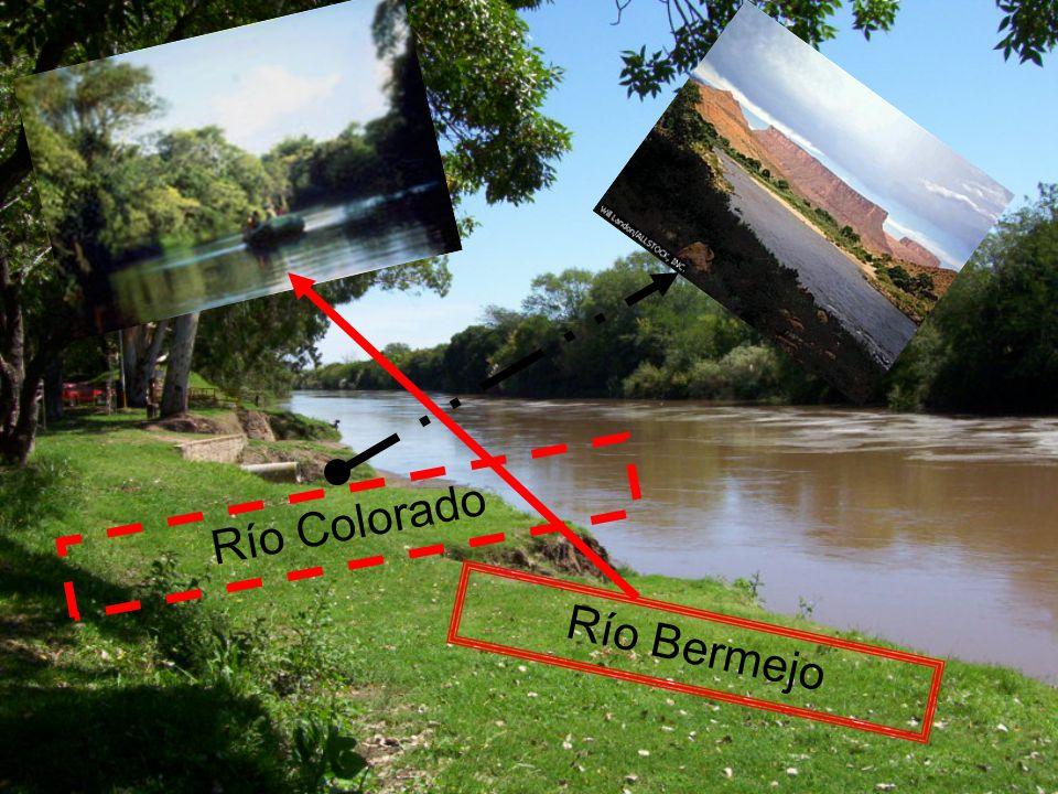 Río Colorado Río Bermejo