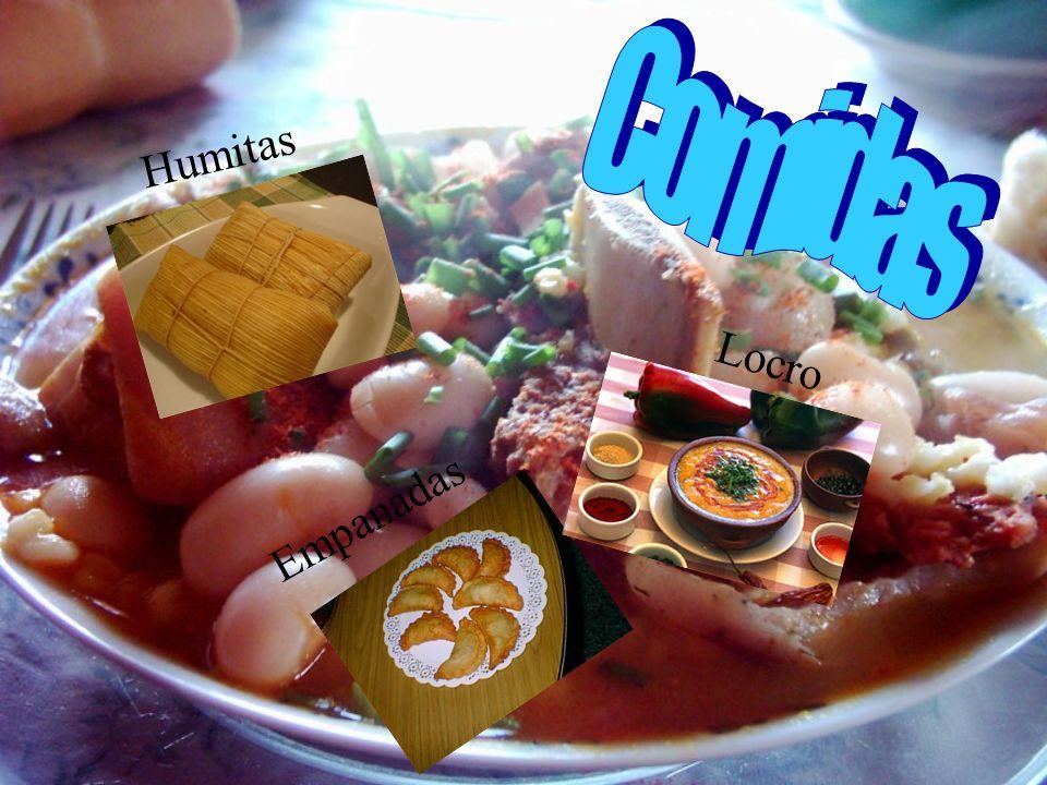 Humitas Locro Empanadas