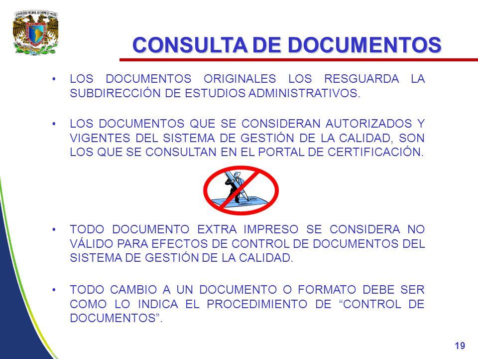 LOS DOCUMENTOS ORIGINALES LOS RESGUARDA LA SUBDIRECCIÓN DE ESTUDIOS ADMINISTRATIVOS.